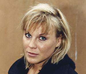 Josefin Nilsson, fotograferad 1998.
