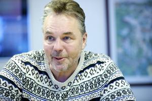 Peter Gehlin, rektor på Hälsingbergsskolan, räknar med att klara Arbetsmijöverkets villkor.