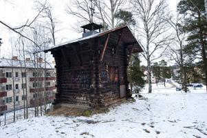 Pumphuset på Lustigknopp
