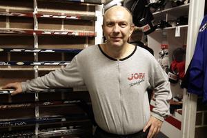 Sune Bergman är odelat positiv till HHC:s satsning på egna produkter.
