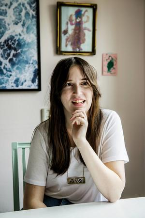 Ida bloggar på www.idaekw.se och har ett instagramkonto som heter @radhusqueen som följs av över 3000 personer.