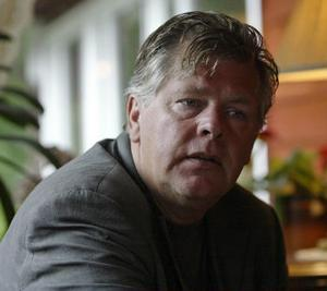 Regissören Martin Asphaug har försökt översätta stämningen i Håkan Nessers roman till filmspråk.Foto: Alf Ove Hansen/Scanpix