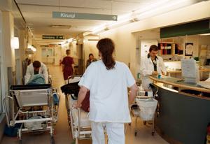 Om inlandet ska överleva måste Sollefteå få ha kvar sitt akutsjukhus, hävdar Paul Gerdin bestämt.