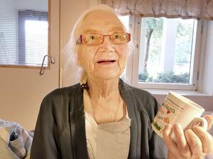 Helena Qvist fick komma till  korttidsboendet Bergmästaren efter sjukhusvistelsen.