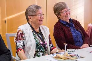 Riitta Lahtela och Anneli Yrjänä är två av kvinnorna som låter sina röster bli hörda i den nya boken.