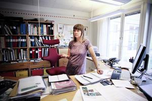Kommunekolog Åsa Terent ser fram mot årets miljöting.