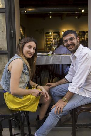 Många trendkänsliga romare söker sig till Monti.