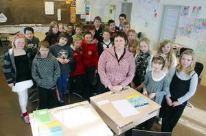 Fjärdeklassarna på Norra skolan i Sveg är inte så glada över beskedet att de inte får gratis bussresa till Jamtli, vilket skolor i länets övriga kommuner får.