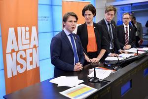 En långsiktig oppositionspolitik underlättas av att regeringen vinner budgetomröstningen på onsdag.