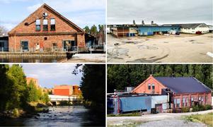 Fyra områden i Hudiksvall och Nordanstig är så förorenade att de är högprioriterade, Håstaholmen, Stocka sågverk, Iggesunds hårdkrom och Strömsbruks sulfitfabrik.