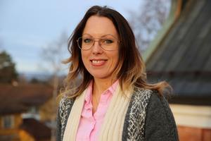 Linda Haglund, t.f. kommunchef i Orsa.