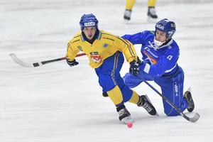 Förra veckan fick Hans Andersson jubla flera gånger om i VM i Sandviken...