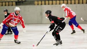 Västanfors förlorade mot Tillberga med 8-3.