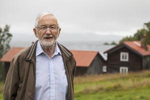 Göran Busk har lagt ned 650 timmar på boken