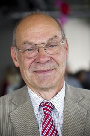 Landstingsdirektör Svante Lönbark.