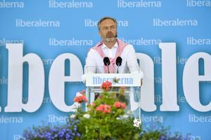 Folkpartiledaren Jan Björklund ser ut att få förnyat stöd av partiets landsmöte.