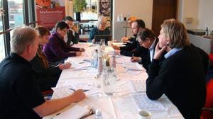 Juryn hade en tuff uppgift att utse årets vinnare i tävlingen Matverk Jämtland.