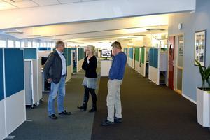 ÅF har flyttat till nya större lokaler för att kunna anställa fler.