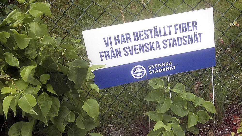 svenska stadsnät nynäshamn