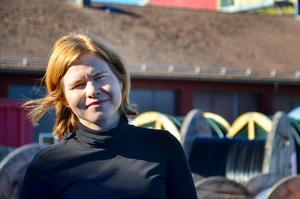 Liina Veerme är VD på Hedemora Energi.