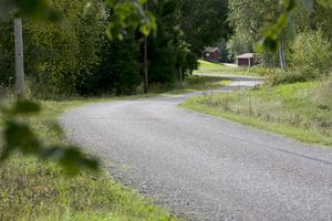 Kommunen har satt upp krav för att en väg ska få kommunalt stöd.