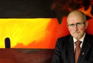 Kommundirektör Bengt Marsh.