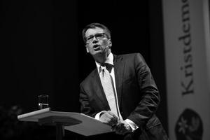 Göran Hägglund har så här långt misslyckats att förnya sitt parti.