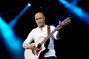 Dan Reed spelade på stora scenen under Gatufesten 2011 i Sundsvall. Nu kommer han till Sundsvall igen.