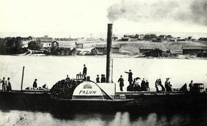 150-årsfest. Hjulångaren Fahlun ägnades på söndagen en särskild 150-årsfest på Ångbåtens dag i Torsång. Fahlun var den första ångbåten som trafikerade Runn, Ösjön, Vikasjön och Dalälven.