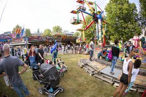 Förra året drog Stadsfesten 20 000 besökare om dagen. I år förväntas det bli ännu mer.
