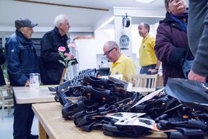 Utdelning av broddar i Norberg i november förra året. (Arkivbild)