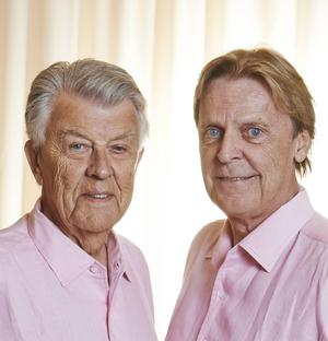 Sven-Bertil Taube och Göran Fristorp har känt varandra sen 70-talet. I kväll kommer de till Gamla Teatern och sjunger tillsammans.