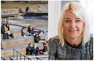 Karin Jordås, generalseketerare  i Mentor Sverige.