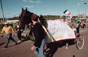 Jos Verbeeck vann Elitloppet 1999 med Remington Crown. Senare samma år vann duon också Sundsvall Open Trot.