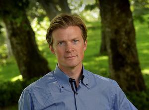 Johan Norberg, liberal debattör och författare.