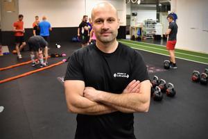 Daniel Steinbock har i snart ett år arbetat på sitt egna gym Club Mora.