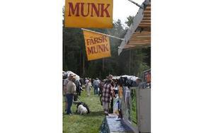 Munk- klassik marknadsmat.FOTO: HENRIK BOMAN