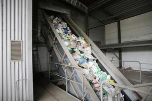 De gröna påsarna kan komma att bytas ut till en variant av bioplast.