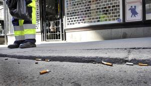 Det är kommunerna som har renhållningsansvaret, men ingen vet exakt hur mycket nedskräpning kostar.