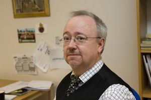 Leif Jansson, chef på tillväxtförvaltningen, efterlyser tydligare rådgivning från studievägledarna.