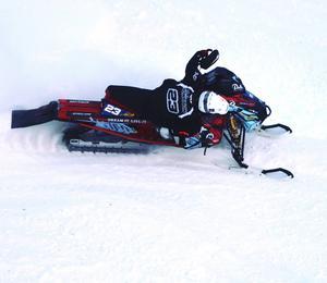 Robin Jonsson är redo för säsongspremiär på allvar. Till helgen avgörs klassikern Arctic Cat Cup i Östersund och Njurundaåkaren har en sjätteplats från i fjol att försvara – och förbättra.