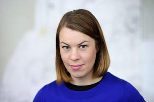 Författaren och frilansjournalisten Caroline Hainer.