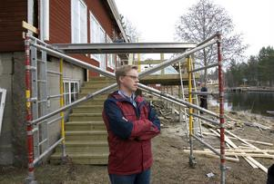 Samuel Wennstig är ordförande för den ekumeniska verksamhet som driver sommarhemmet Dellenbaden.