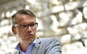 Göran Hägglund, partiledare för Kristdemokraterna. Foto: HENRIK MONTGOMERY / SCANPIX
