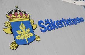 Säkerhetspolisen huvudkontor i Solna.