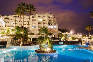 Hotellpriserna på Kanarieöarna har gått upp.