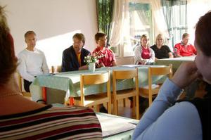 Under gårdagens möte fortsatte debatten om det omdiskuterade stödboendet i Finsta.