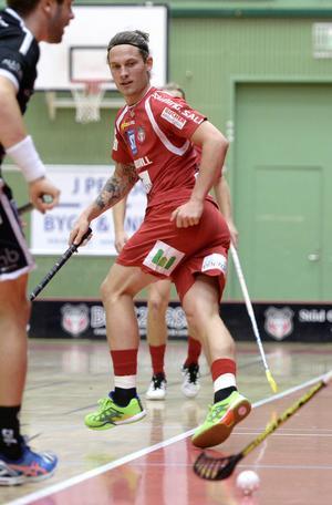 Anton Eriksson saknas mot Linköping.