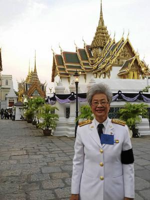 General Nantana, grundare till Kung Chulalongkorns paviljong