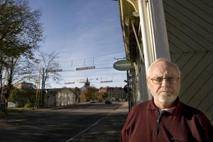 Östen Lindgren startade Resegubben 1996. I dag har företaget begärts i konkurs.